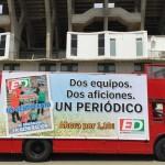 Campaña Estadio Deportivo y Real Betis Balompié