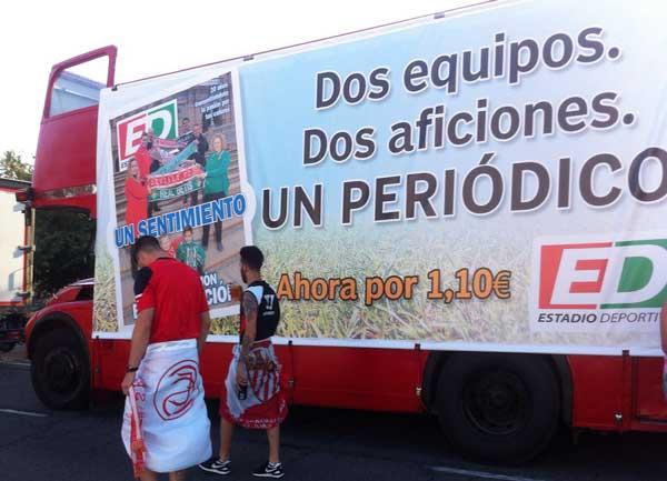 Bigbus con el Sevilla