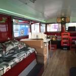 Aniversario Café Bar Madeira a bordo de BigBus
