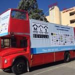 BigBus de ruta por Sevilla con la Agrupación de Inmobiliarias MLS