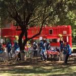 Food Truck con BigBus en el Día del Voluntariado CaixaForum