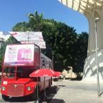 Onda Cero y Bigbus en las Setas de Sevilla