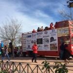 Campaña recogida de alimentos con BigBus y Cruz Roja