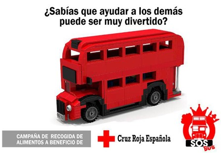 Campaña Reyes Cruz Roja