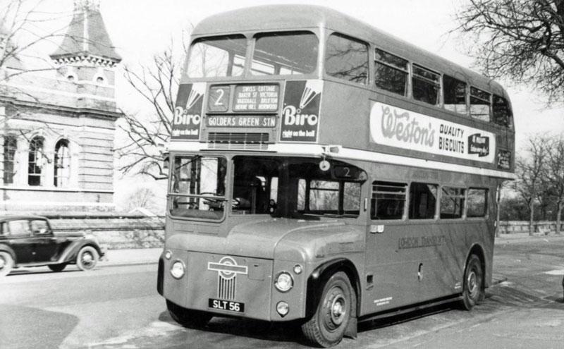 routemaster 1954
