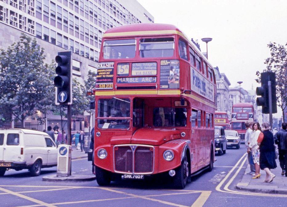 Routemaster 1968