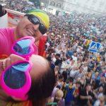 BigBus y Embryocenter en el Día del Orgullo LGBT